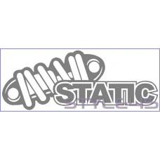 Наклейка Static (6)