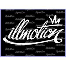 Наклейка illmotion