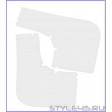 Наклейка антигравийная на заднюю арку для Ford Focus 2