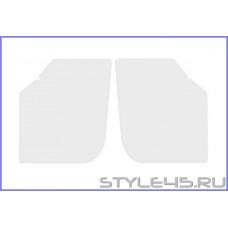 Наклейка антигравийная на заднюю арку (порог) для Киа Рио 4