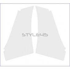 Наклейка антигравийная на заднюю арку Skoda Octavia A7