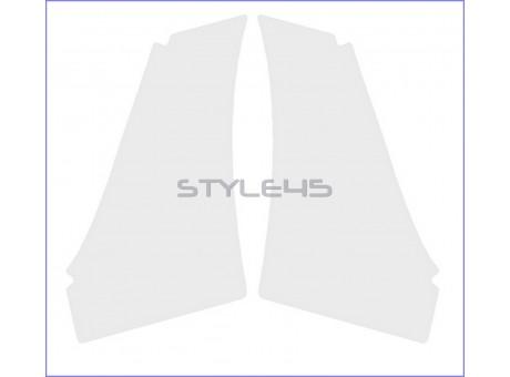 Наклейки антигравийные на заднюю арку Skoda Octavia A7