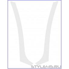 Наклейка антигравийная на заднюю арку для Toyota Auris 2