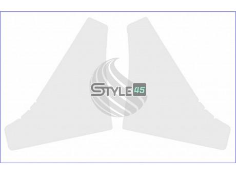 Наклейка антигравийная 84116A7000, 84126A7000  на заднюю арку (порог) Kia Cerato 3