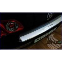 Наклейка на задний бампер Volkswagen Passat b6