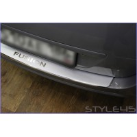 Наклейка на задний бампер Ford Fusion