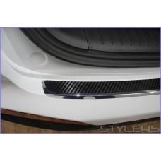 Наклейка на задний бампер Hyundai Creta