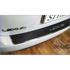 Наклейка на задний бампер Lexus RX270, RX350, RX450