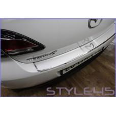 Наклейка на задний бампер для Mazda 6