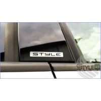 "Наклейка для Skoda Rapid ""STYLE"""
