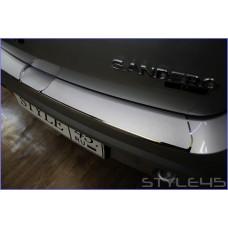 Наклейка на задний бампер для Renault Sandero 1