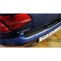 Наклейка на задний бампер Volkswagen Passat b8