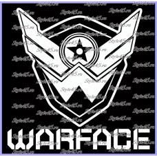 Наклейка Warface (32)