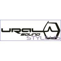 Наклейка на авто Ural Sound