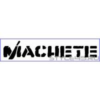 "Наклейка "" Machete """