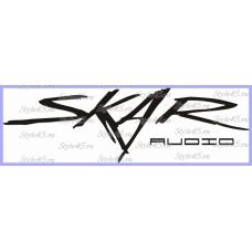 Наклейка Skar Audio (163)