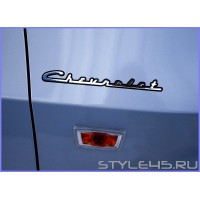 Наклейка для Chevrolet Классическая надпись