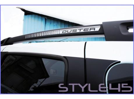 Наклейка на рейлинги Renault Duster