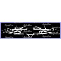 Наклейка тату Chevrolet